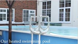 Screenshot swimming pool